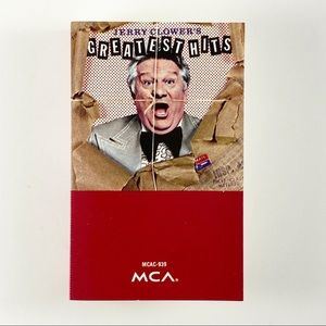 MCA Other - Jerry Clower's Greatest Hits 1994 Cassette MCA